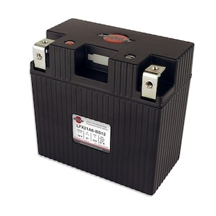 Shorai Lithium Battery LFX21A6-BS12