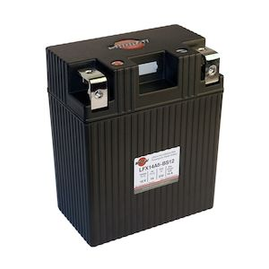 Shorai Lithium Battery LFX14A5-BS12