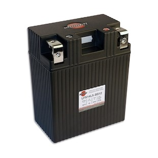 Shorai Lithium Battery LFX14L5-BS12