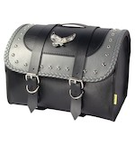 Willie & Max Grey Thunder Studded Max-Pax Bag