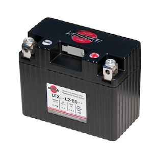Shorai Lithium Battery LFX18L2-BS06