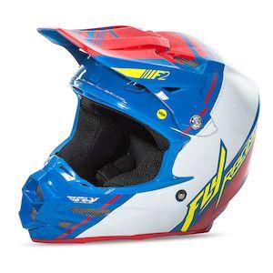 Fly Racing Dirt F2 Carbon MIPS Trey Canard Replica Helmet