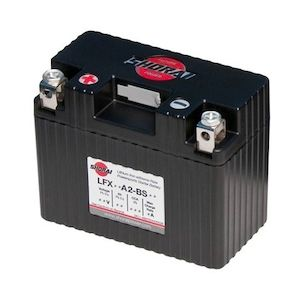 Shorai Lithium Battery LFX14A2-BS12