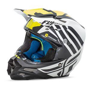 Fly Racing Dirt F2 Carbon MIPS Zoom Helmet