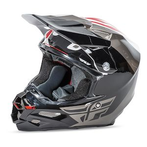 Fly Racing Dirt F2 Carbon Pure Helmet
