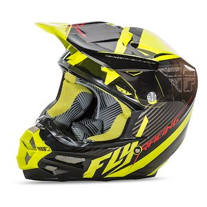 Fly Racing Dirt F2 Carbon Fastback Helmet