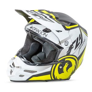 Fly Racing F2 Carbon Dragon Helmet