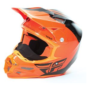 Fly Racing F2 Carbon Cold Weather Pure Helmet