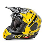 Fly Racing Kinetic Pro Rockstar Helmet
