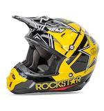Fly Racing Kinetic Pro Rockstar Helmet