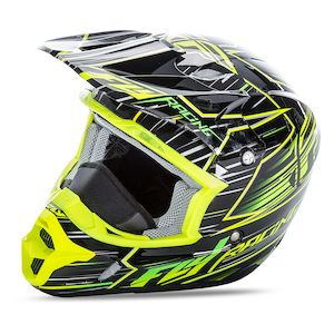 Fly Racing Kinetic Pro Cold Weather Speed Helmet