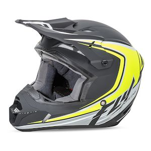 Fly Racing Dirt Kinetic Full Speed Helmet