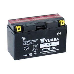 Yuasa YT7B-BS AGM Battery