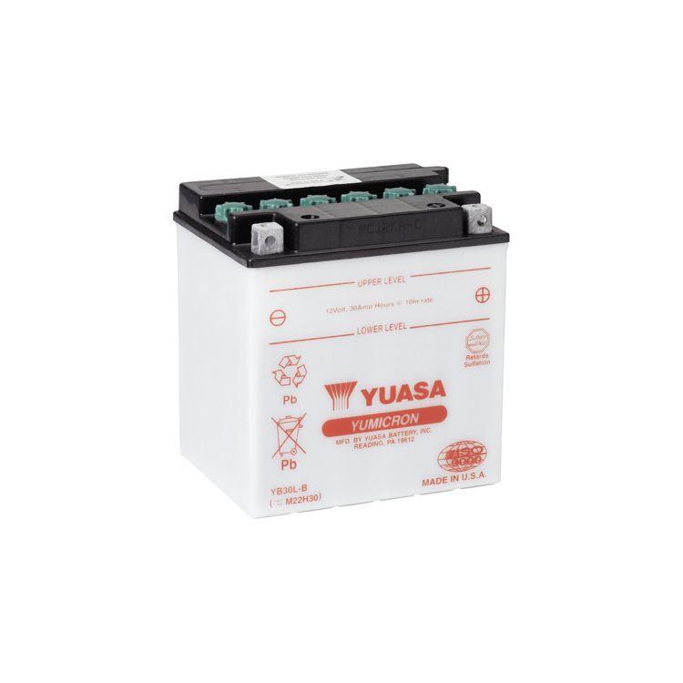 Yuasa HYB16A-AB Yumicron Conventional Battery