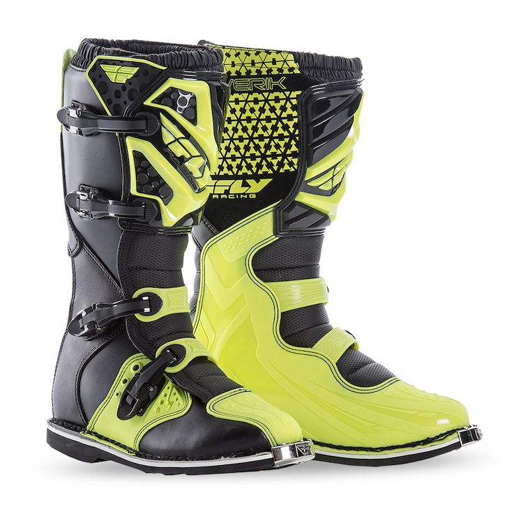Dirt Maverik Boots10 Dirt Fly Fly Racing Fly Boots10 Racing Maverik 34ALRjc5q