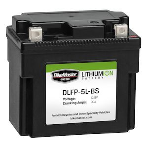 BikeMaster Lithium Ion Battery DLFP-5L-BS