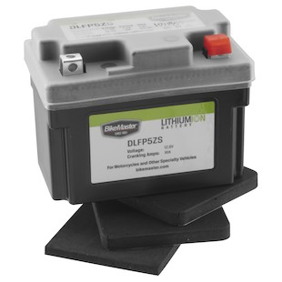 Bike Master Lithium Ion Battery DLFP-5ZS