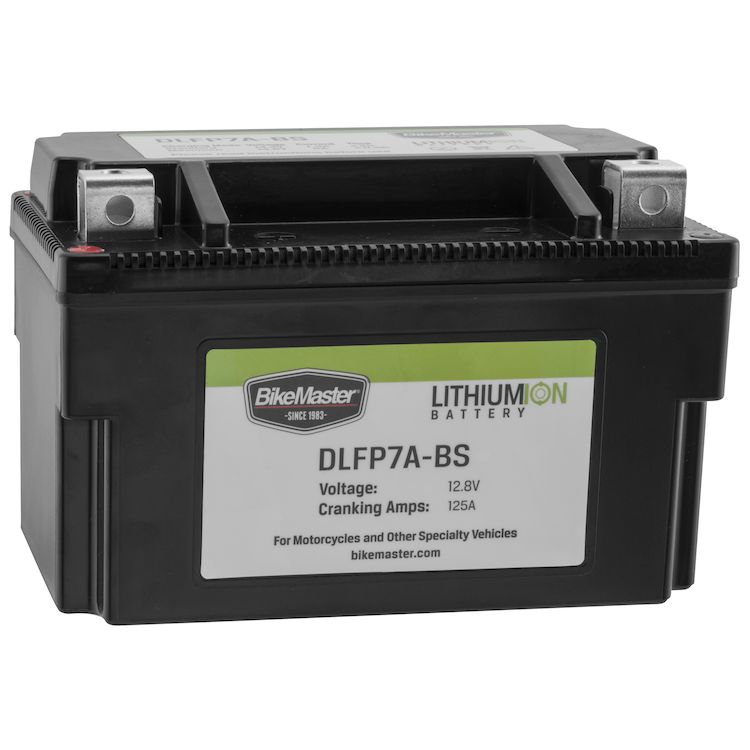 Bike Master Lithium Ion Battery DLFP-7A-BS