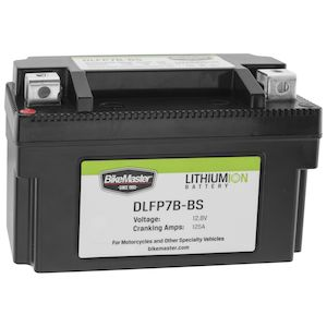 Bike Master Lithium Ion Battery DLFP-7B-BS