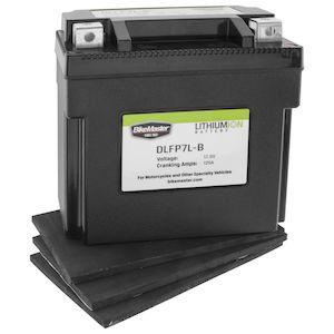 Bike Master Lithium Ion Battery DLFP-7L-B