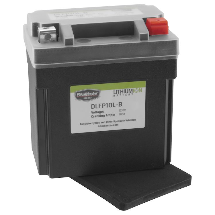 Bike Master Lithium Ion Battery DLFP-10L-B