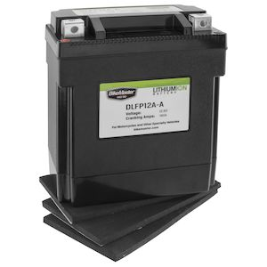 BikeMaster Lithium Ion Battery DLFP-12A-A