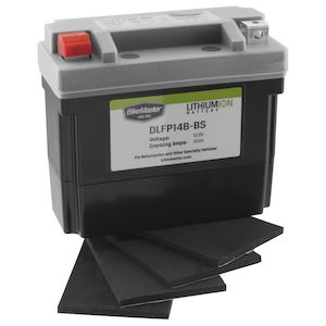 Bike Master Lithium Ion Battery DLFP-14B-BS