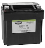Bike Master Lithium Ion Battery DLFP-14-BS