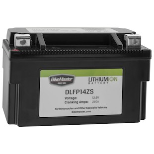 Bike Master Lithium Ion Battery DLFP-14ZS