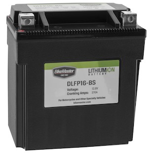 Bike Master Lithium Ion Battery DLFP-16-BS