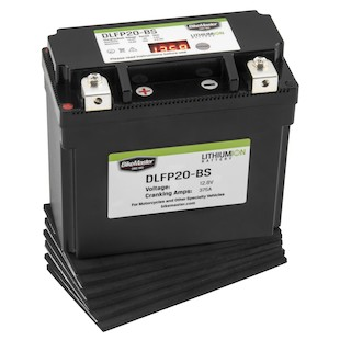Bike Master Lithium Ion Battery DLFP-20-BS