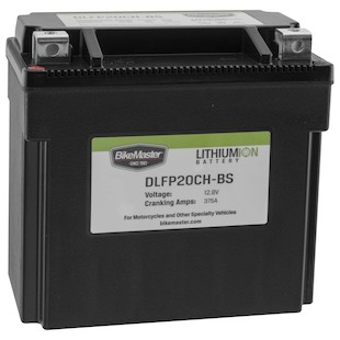 Bike Master Lithium Ion Battery DLFP-20CH-BS