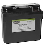 Bike Master Lithium Ion Battery DLFP-51913