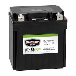 Bike Master Lithium Ion Battery DLFP-30L-BS