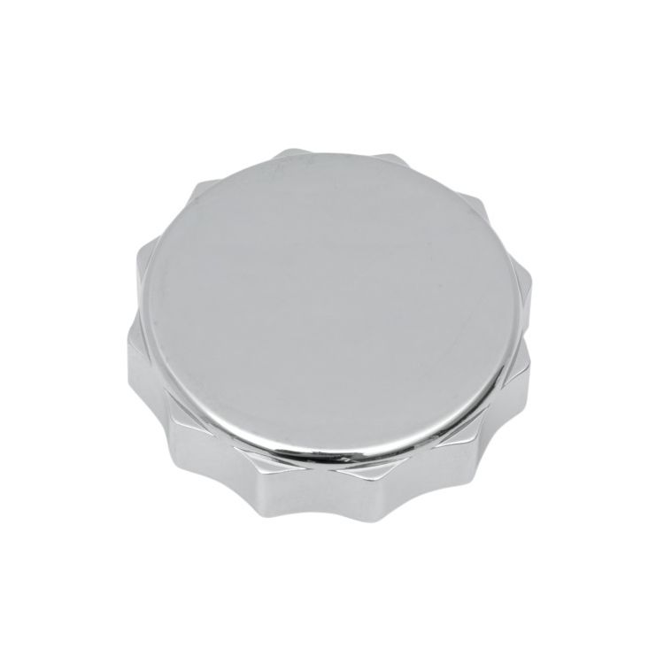 Drag Specialties Deluxe Gas Cap For Harley