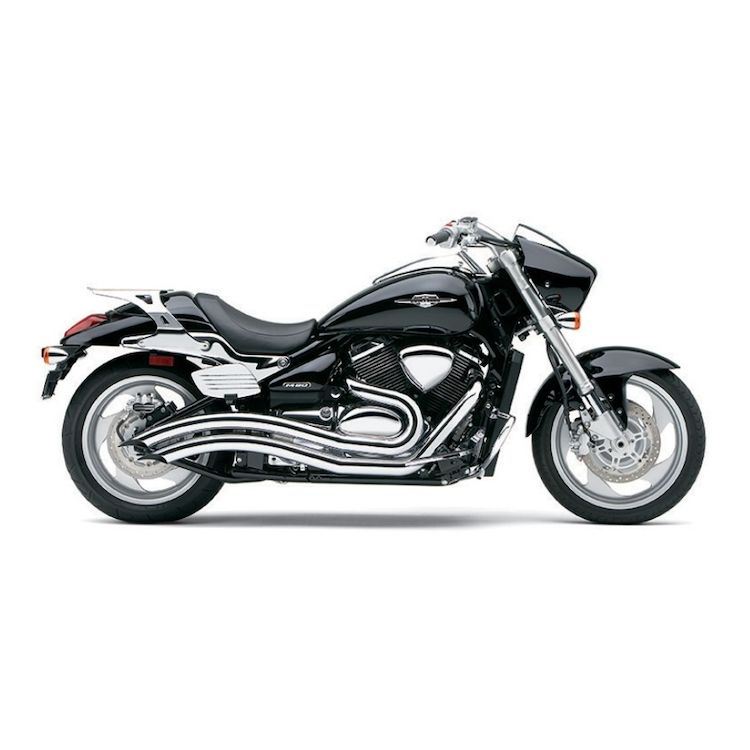 cobra speedster swept exhaust suzuki boulevard m90 10. Black Bedroom Furniture Sets. Home Design Ideas