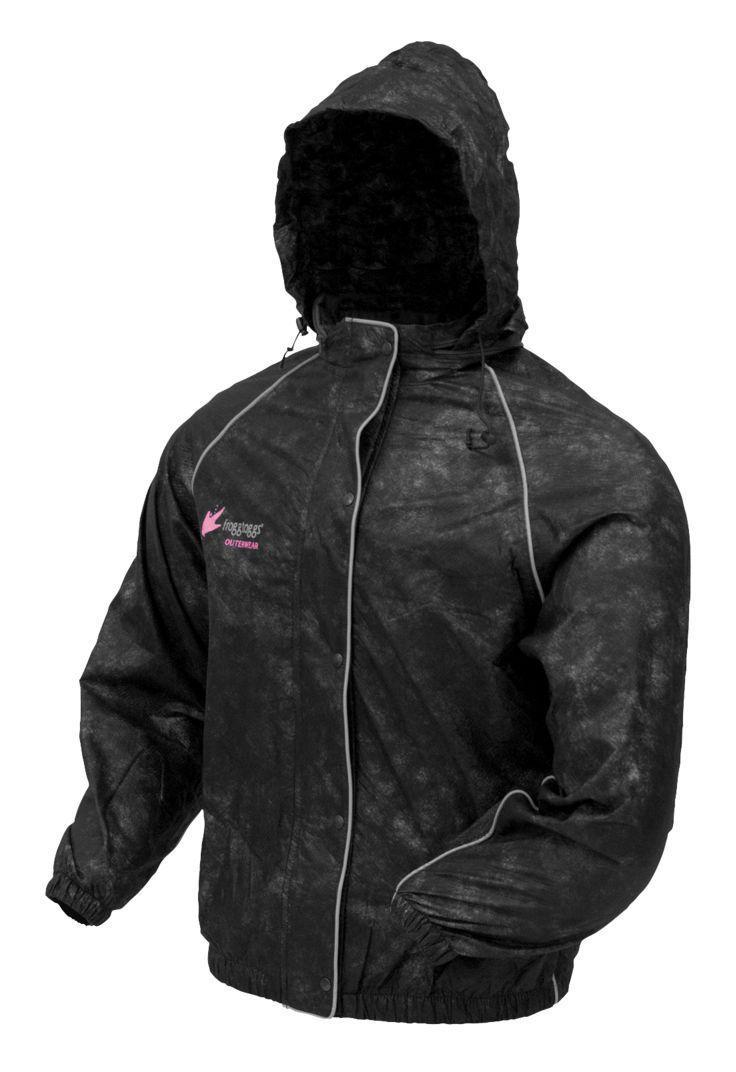 Frogg Toggs Sweet T Rain Women's Jacket - RevZilla