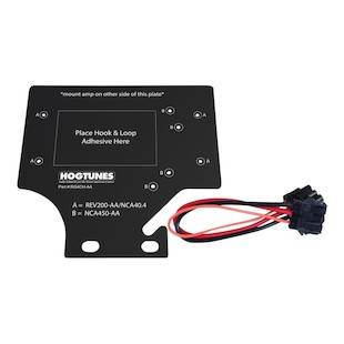 Hogtunes Road Glide Amplifier Adapter For Harley Road Glide 1998-2013