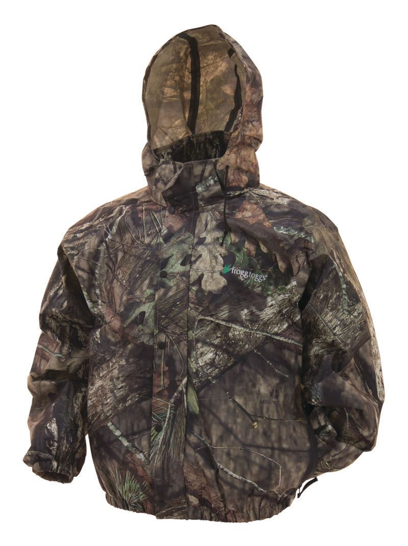 Heated Motorcycle Jacket >> Frogg Toggs Pro Action Camo Rain Jacket [ Sz S & M Only ] | 20% ($10.99) Off! - RevZilla