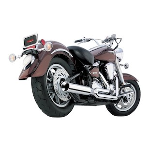 Cobra Power Pro 2-Into-1 Exhaust Yamaha Road Star XV1600A / XV1700A