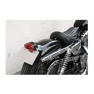 West Eagle Frisco Rear Fender For Harley Sportster 2004-2018