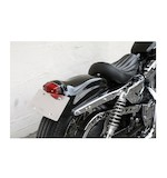 West Eagle Frisco Rear Fender For Harley Sportster 2004-2017