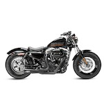 Arlen Ness by MagnaFlow F-Bomb 2-Into-1 Exhaust For Harley Sportster 2004-2016 Black [Previously Installed]