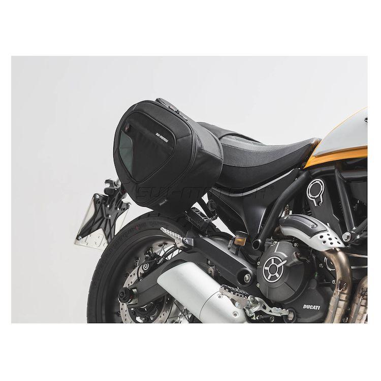 SW-MOTECH Blaze Saddlebag System Ducati Scrambler 2015-2018