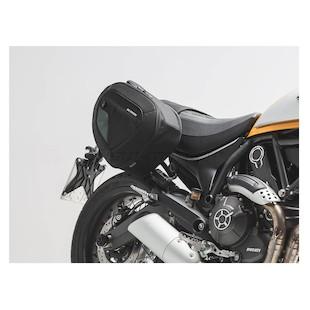 SW-MOTECH Blaze Saddlebag System Ducati Scrambler 2015-2017