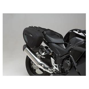 SW-MOTECH Blaze Saddlebag System Honda CBR300R / CB500F / CBR500R 2015-2017