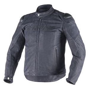 Dainese Street Rider Perforated Leather Jacket (Size 44 Only)