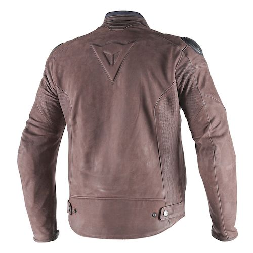 Dainese Street Rider Perforated Leather Jacket Revzilla