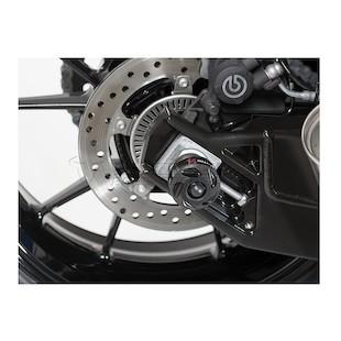 SW-MOTECH Rear Axle Sliders BMW S1000R / S1000RR