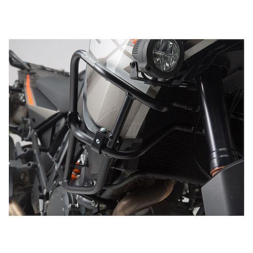 sw-motech upper crash bars ktm 1190 adventure / r 2013-2016 - revzilla
